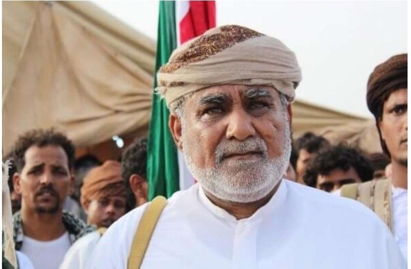خلال تهنئته بالعيد الحريزي يتوعد القوات السعودية والإماراتية في المهرة